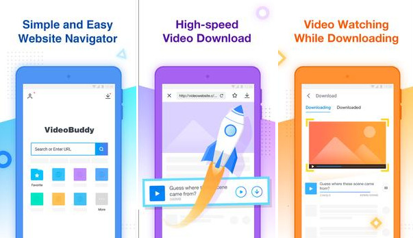 VideoBuddy - Downloader app in PC - Download for Windows 7, 8, 10 and Mac