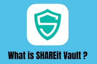 Photo of SHAREit Vault