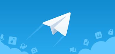 Photo of Telegram App