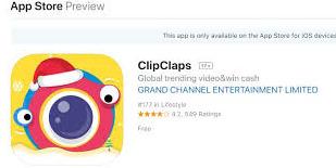 ClipClaps IOS
