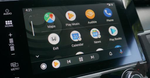 The description of Android Auto App