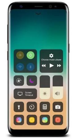 Control Center iOS
