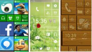 The description of Windows 8 Launcher