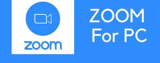 ZOOM Cloud Meetings For Pc