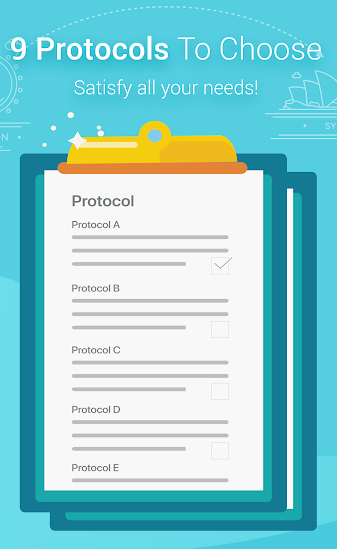 Primary Features X VPN APK