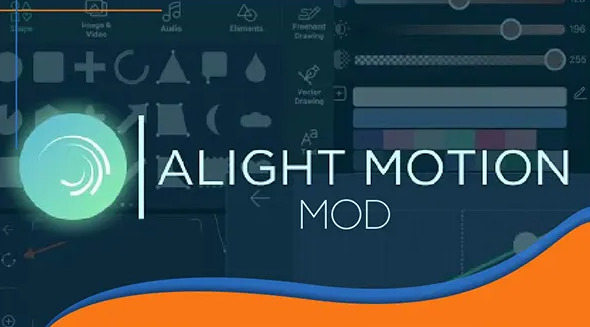 DESCRIPTION ALIGHT MOTION PRO APK