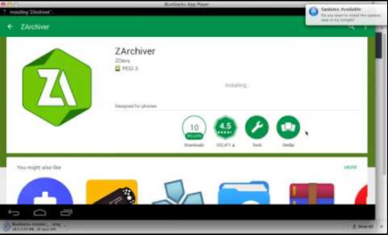 ZArchiver For Pc
