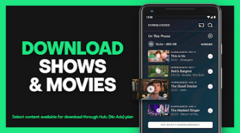 Hulu App Stream all your favorite TV shows and movies