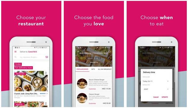 Foodpanda apk Download