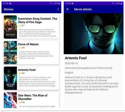 Movie Hub apk Download