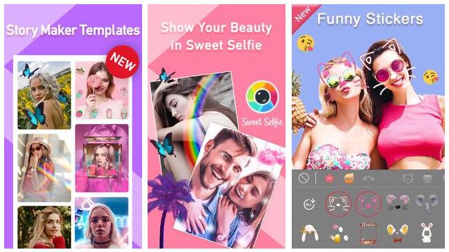 Sweet Selfie apk Download