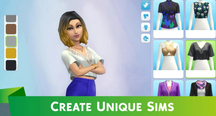 Sims Mobile apk Download