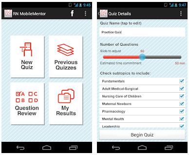 RN Mentor App