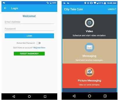 City Telecoin App apk
