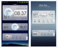 Go Weather EX Theme APK