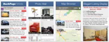 Backpage Mobile App APK