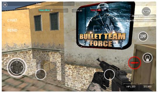 Bullet Team Force apk