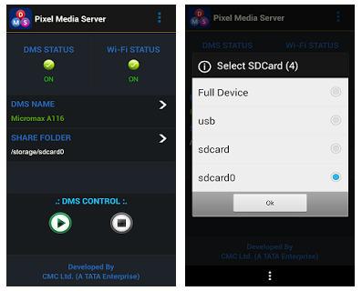 Pixel Media Server apk