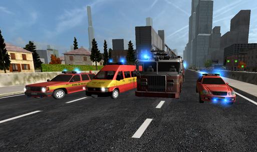 Duty Driver Fire Truck APK