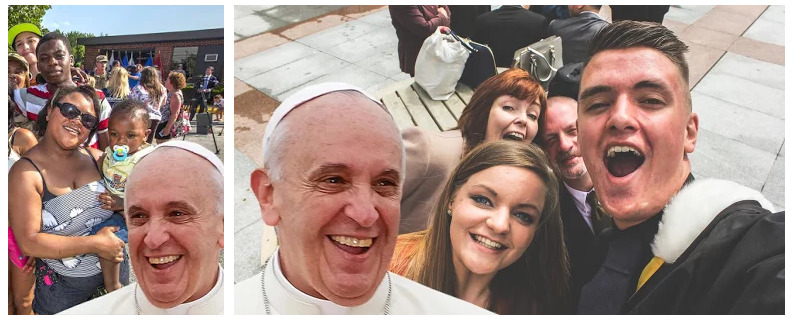 Pope Selfie Apps APK