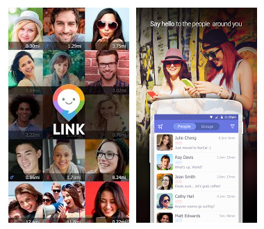 Link With People Nearby APK