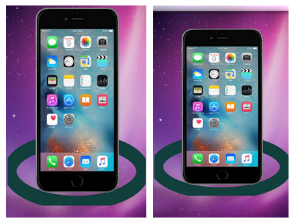 Iphone 6s Launcher apk