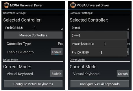Moga Universal Driver APK