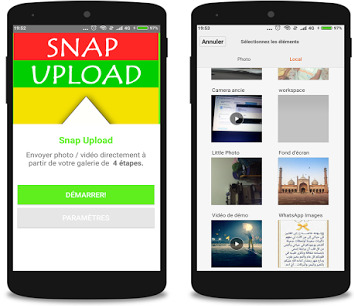 snaproll for android