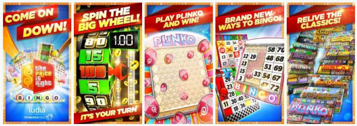 Price Is Right Bingo APK