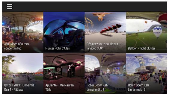 Kolor Eyes 360 Video Player