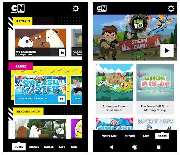 Cartoon Network APK
