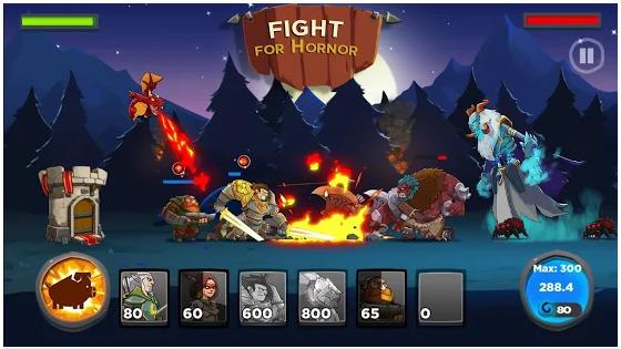 Kingdom Crush Game