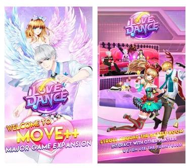Love Dance Games APK
