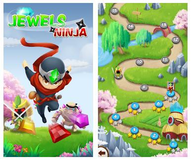 Jewels Ninja APK