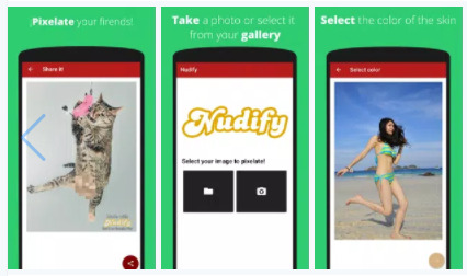 Nudify App Android APK