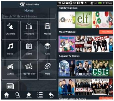 Rabbit Tv Plus App APK