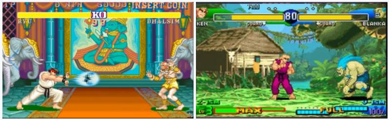 Street Fighter 2 APK