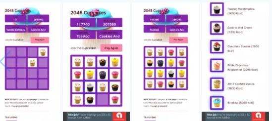 2048 Cupcake APK